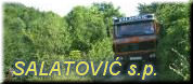 Salatović-Iskopi i prijevoz