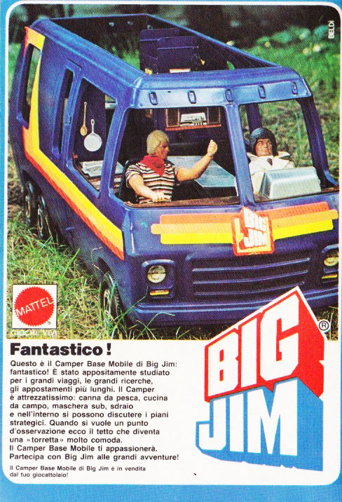 PUBBLICITA'  ITALIANE  DEL PERIODO SPIONAGGIO 1982 - 84 28-big10