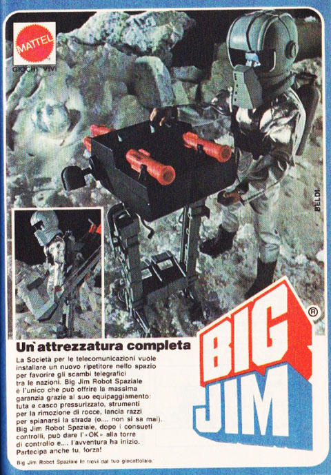 PUBBLICITA'  ITALIANE  DEL PERIODO SPIONAGGIO 1982 - 84 29-big10