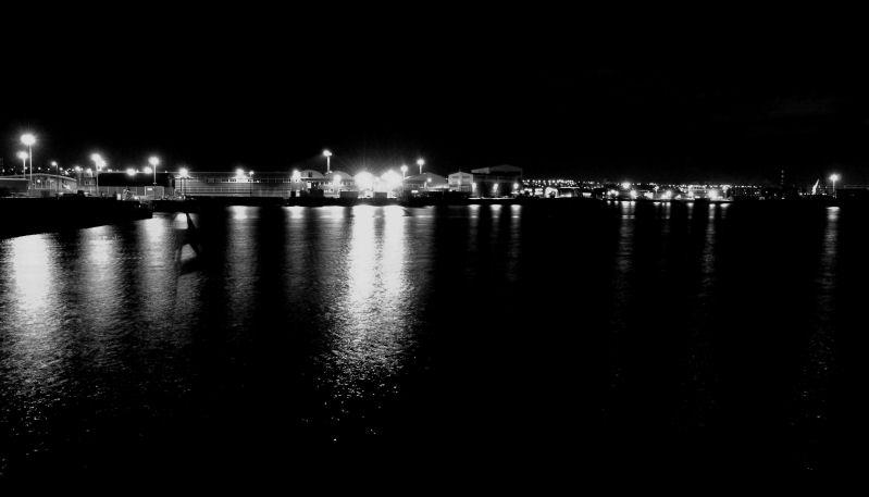 Le port à l'aube... Port0210