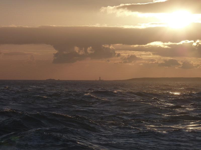 Couchers de soleil sur la Mer d'Iroise P1070813