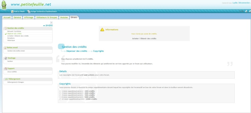 Nouvelles Mises à jour : Amélioration de la Toolbar et Optimisation de la Version Mobile  - Page 2 Captur14