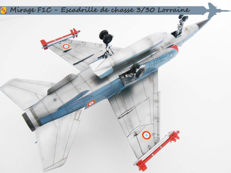 MIRAGE F1 N°23 - 30 FC - EC 3/30 LORRAINE F10