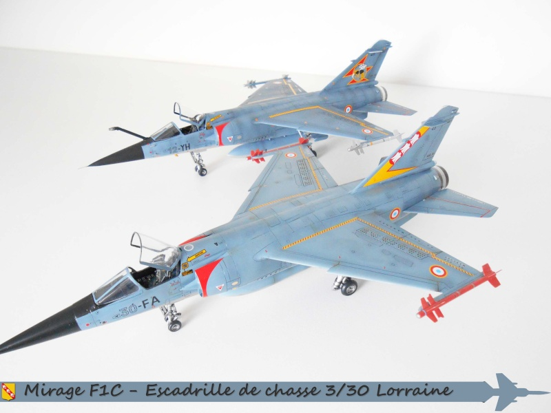MIRAGE F1 N°23 - 30 FC - EC 3/30 LORRAINE Fin10