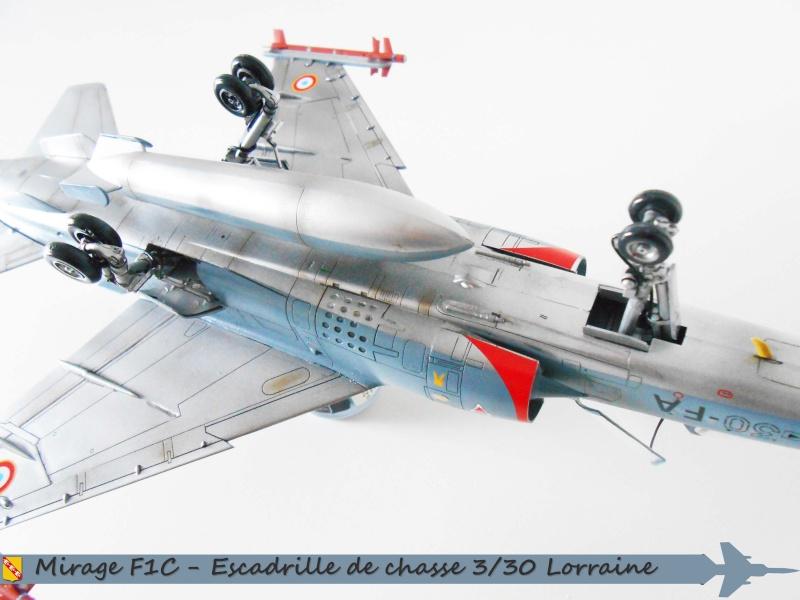 MIRAGE F1 N°23 - 30 FC - EC 3/30 LORRAINE G10