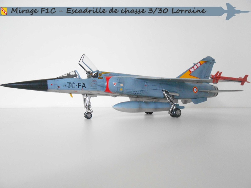 MIRAGE F1 N°23 - 30 FC - EC 3/30 LORRAINE K_copi12