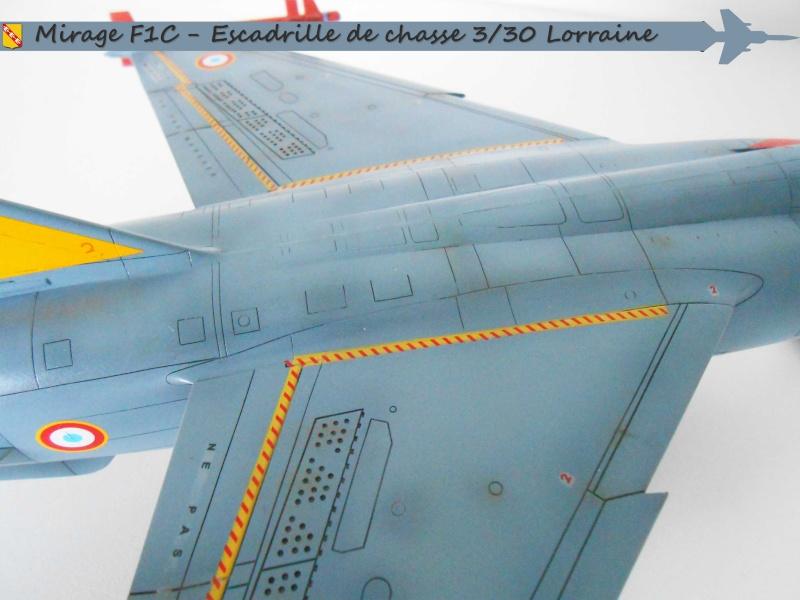 MIRAGE F1 N°23 - 30 FC - EC 3/30 LORRAINE L_copi11