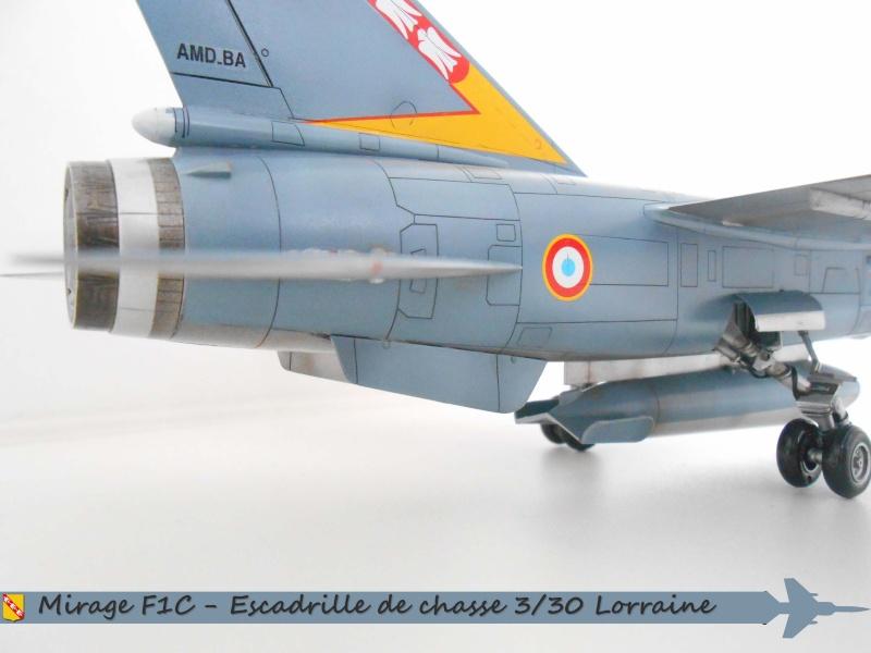MIRAGE F1 N°23 - 30 FC - EC 3/30 LORRAINE M10