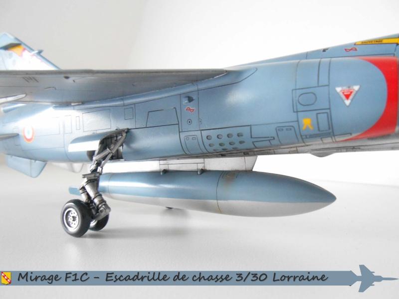 MIRAGE F1 N°23 - 30 FC - EC 3/30 LORRAINE N10