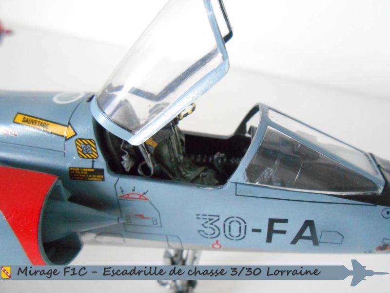 MIRAGE F1 N°23 - 30 FC - EC 3/30 LORRAINE O10