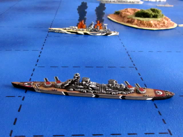 WWII Axis & Allies War at Sea 355910