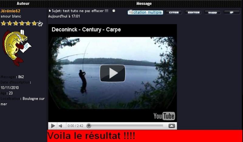 tuto pour mettre des videos sur le forum Atape_15