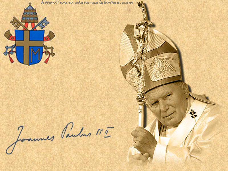 Un site Internet a été créé pour la béatification de Jean-Paul II ! Jean-p10
