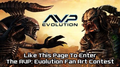 [AvP: Evolution] Fan Art Contest 2hdze810