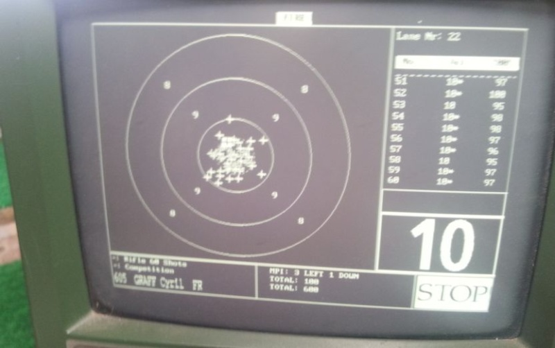 Europa Cup 25m pist. et 300m Lapua carabine. 20130910