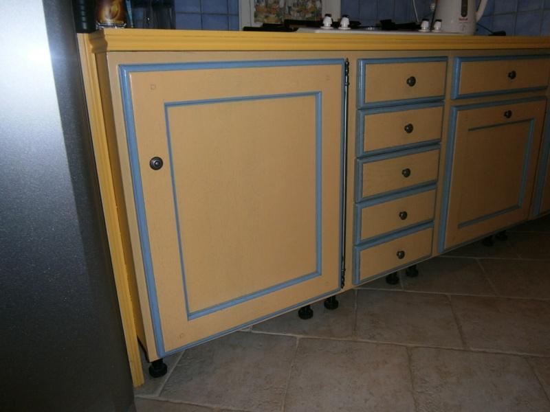 fabrication tiroirs en remplacement d'une étagère P3071410