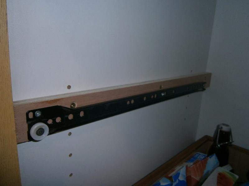 fabrication tiroirs en remplacement d'une étagère P3081416