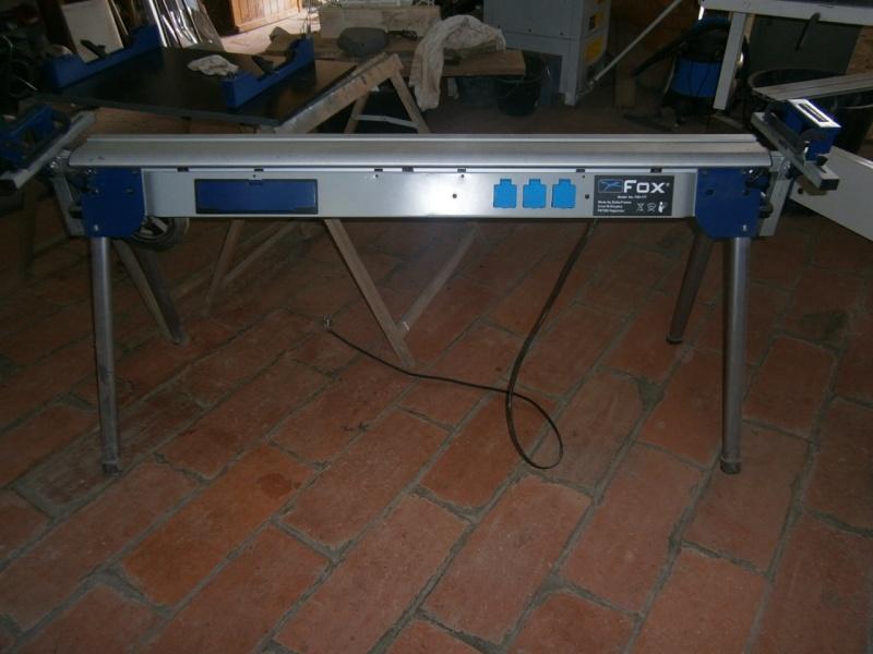 Table sans prétention pour défonceuse Triton MOF 001 1400W P3091514