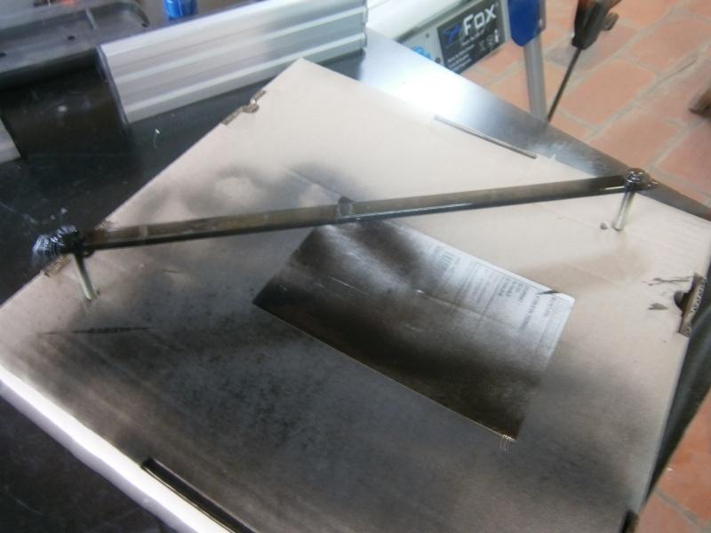 Table sans prétention pour défonceuse Triton MOF 001 1400W P3101510