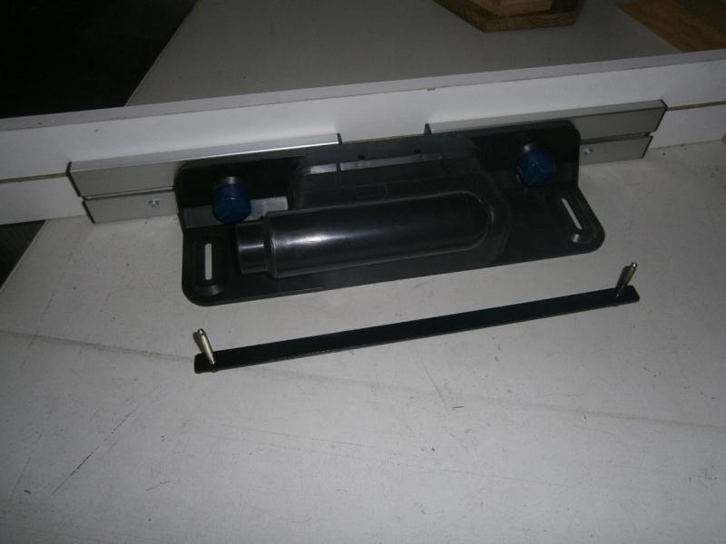 Table sans prétention pour défonceuse Triton MOF 001 1400W P3111510