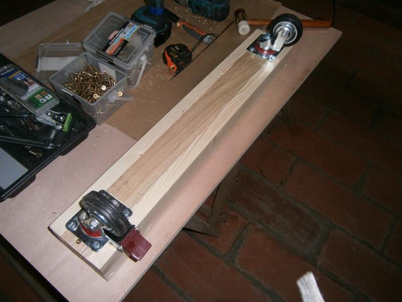 Table sans prétention pour défonceuse Triton MOF 001 1400W P3111514