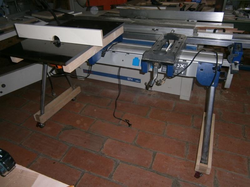 Table sans prétention pour défonceuse Triton MOF 001 1400W P3111516
