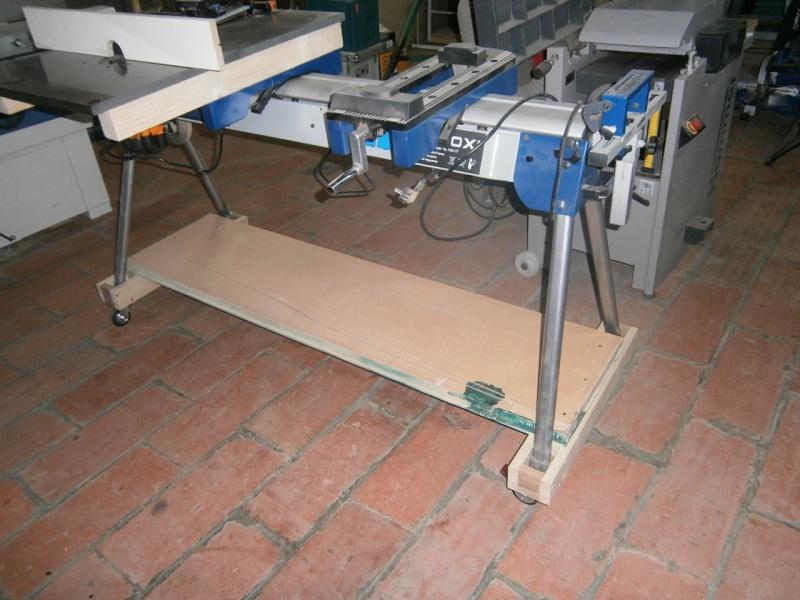 Table sans prétention pour défonceuse Triton MOF 001 1400W P3121510