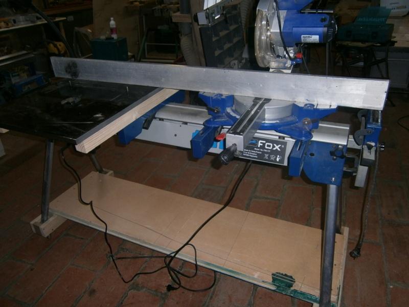 Table sans prétention pour défonceuse Triton MOF 001 1400W P3121511