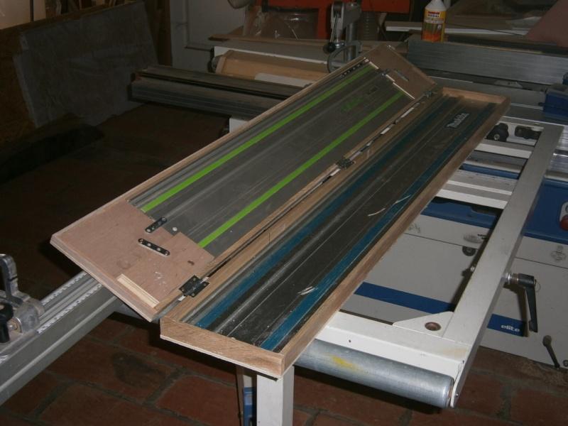 Fabrication coffrets de rangement pour accessoires Festool P3201515