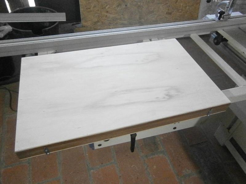 Fabrication coffrets de rangement pour accessoires Festool P3201523