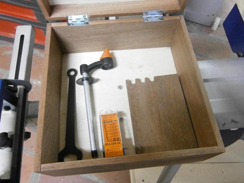 Table sans prétention pour défonceuse Triton MOF 001 1400W P3201527