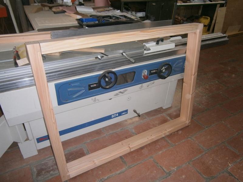 Création petite armoire pour rangement verres P3261611