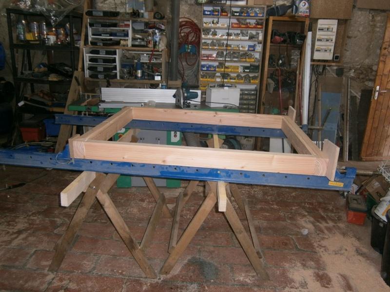 Création petite armoire pour rangement verres P3261615