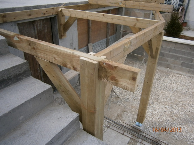 Terrasse en épicéa autoclave P4160013