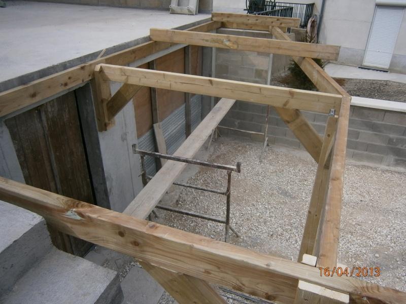 Terrasse en épicéa autoclave P4160014