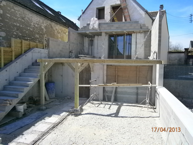 Terrasse en épicéa autoclave P4170011