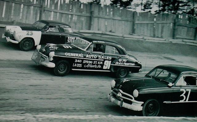 OLDS 1950 american stock car racing/REVELL TERMINEE!! Olsmob10