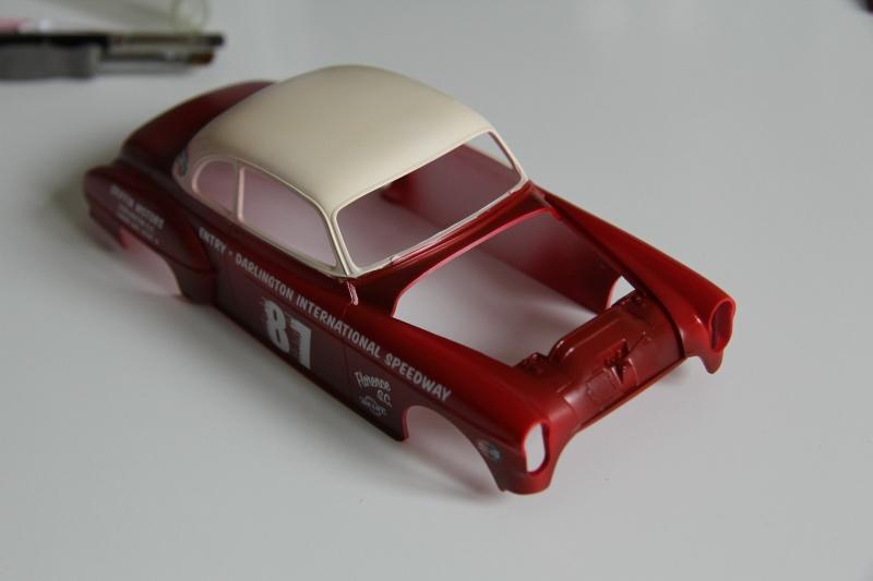 OLDS 1950 american stock car racing/REVELL TERMINEE!! Prague18