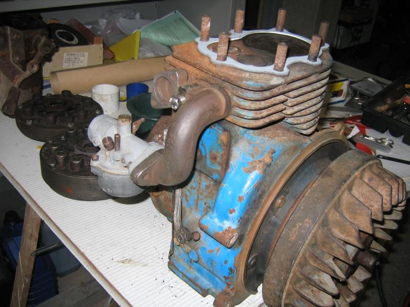 Rech Pointeau BING pour micro-tracteur Motostandard 1040 Renov110