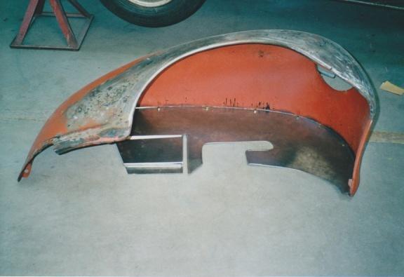 construction du coupé 39  1510