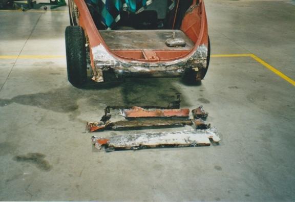 construction du coupé 39  1810
