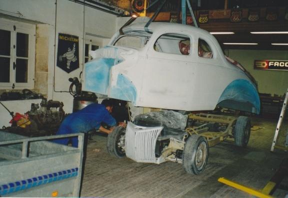 construction du coupé 39  - Page 2 2410