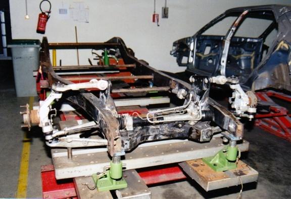 construction du coupé 39  410