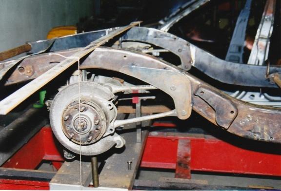 construction du coupé 39  510