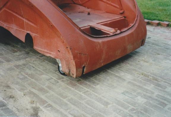 construction du coupé 39  710