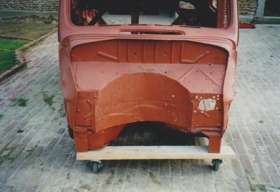 construction du coupé 39  810