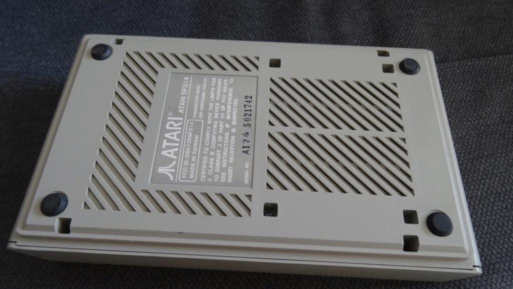 [TEST] Lecteurs disquettes externes SF354/SF314 - Atari ST Dsc01017