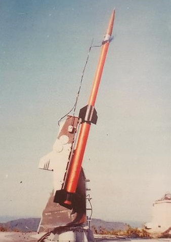 Fusées Sonde françaises Dieux Gaulois Osac10