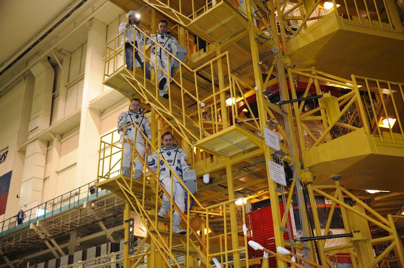 Lancement & retour sur terre de Soyouz TMA-08M  Soyuz_19