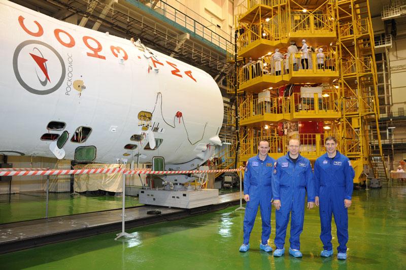 Lancement & retour sur terre de Soyouz TMA-08M  Soyuz_25